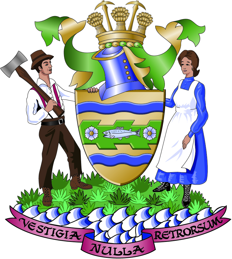 Coat Of Arms Municipality Of North Cowichan